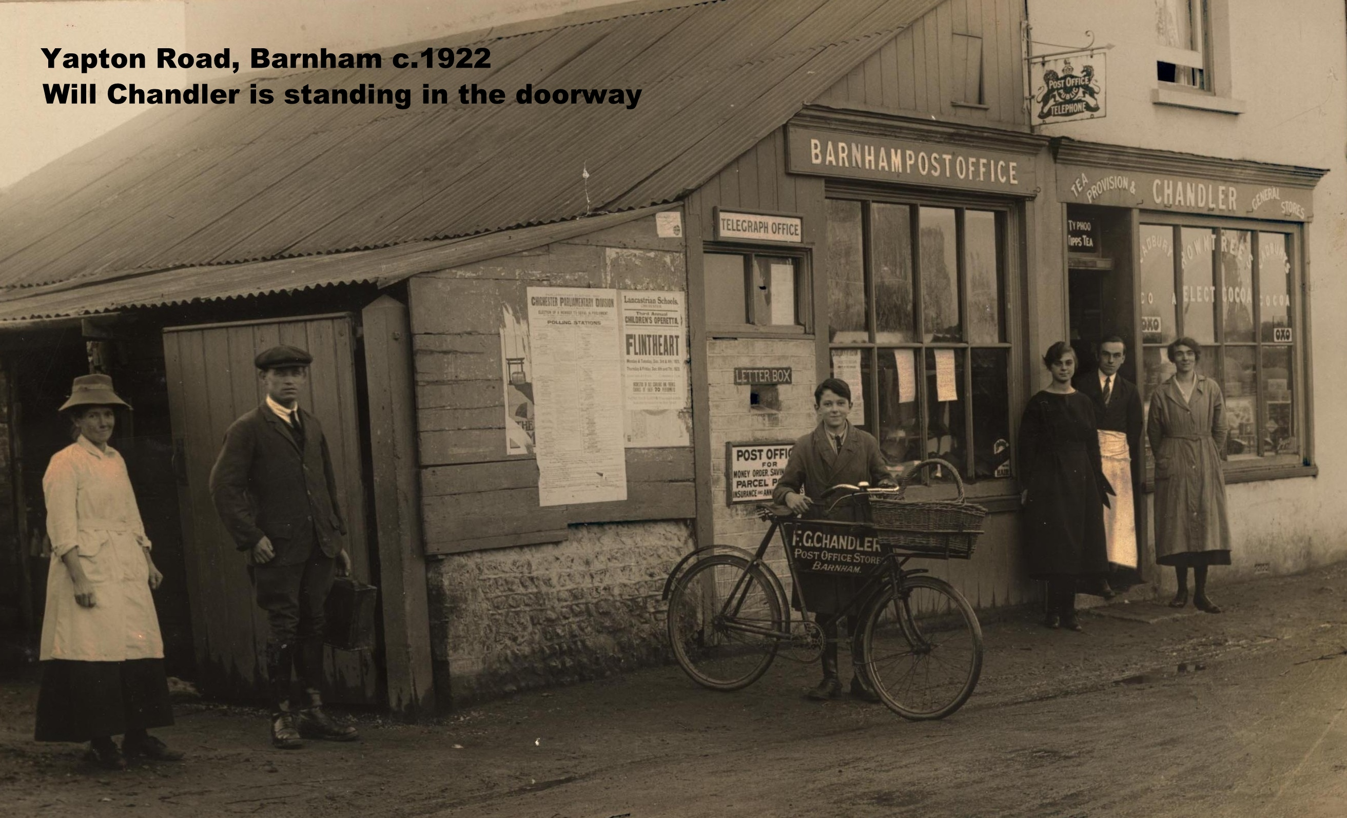 Barnham Post Office and Stores