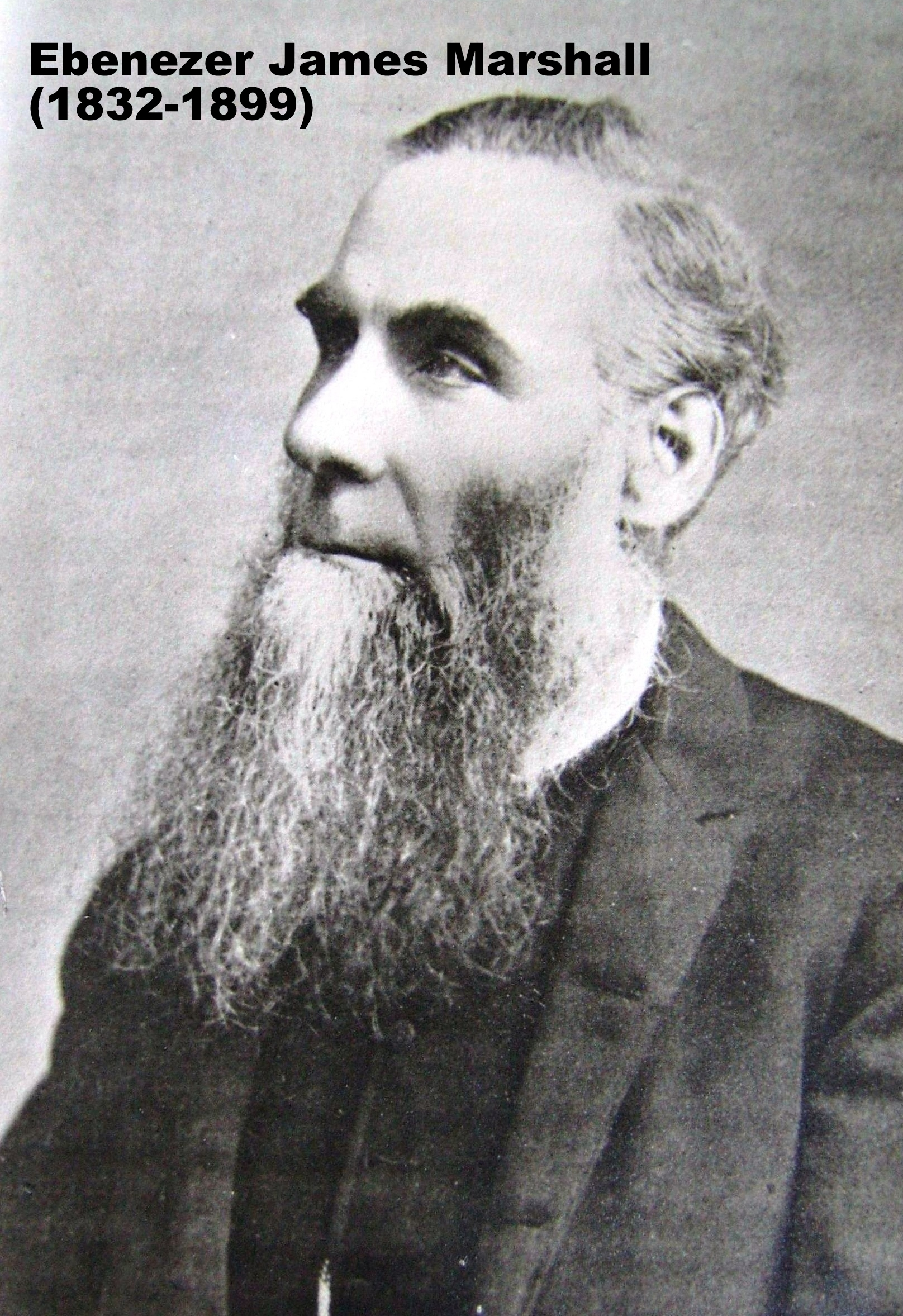 Ebenezer James Marshall